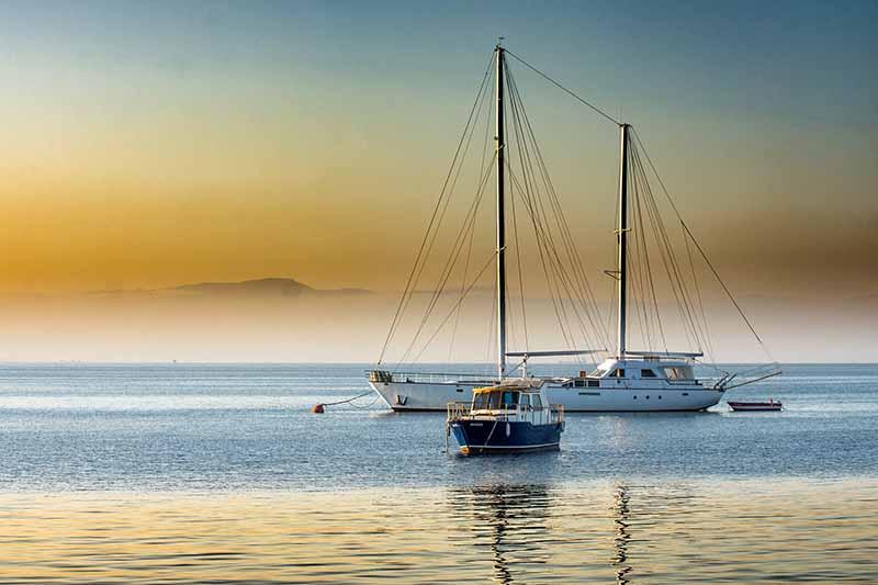 voyager en bateau, hotel et bateau