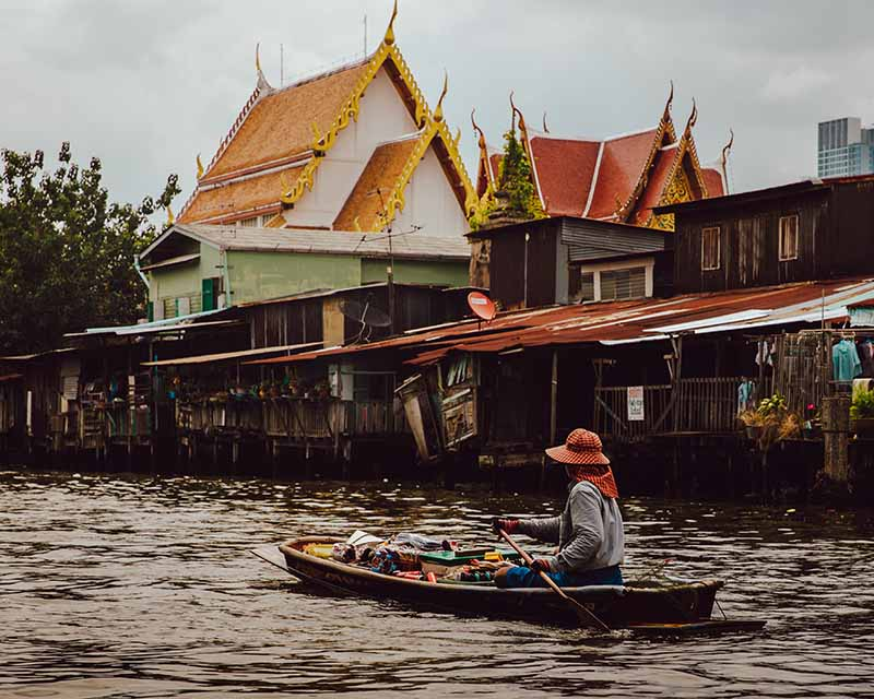 travel to bangkok for cheap