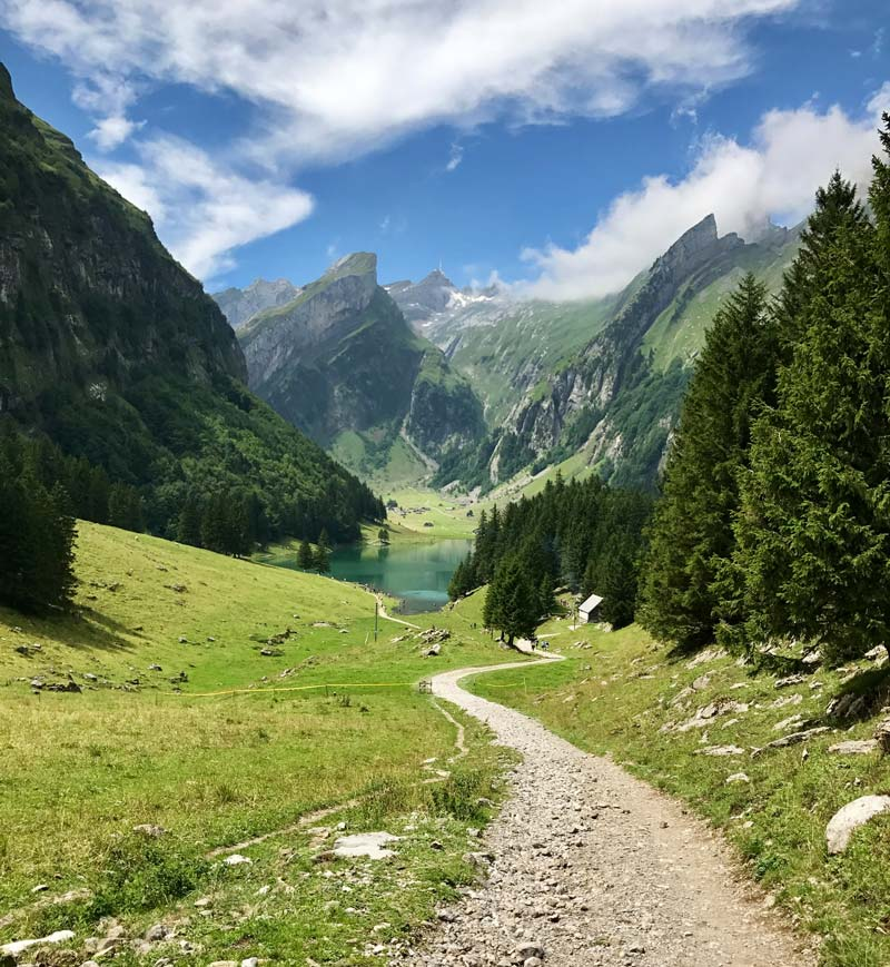 heaven on earth, great place for tourist in appenzell
