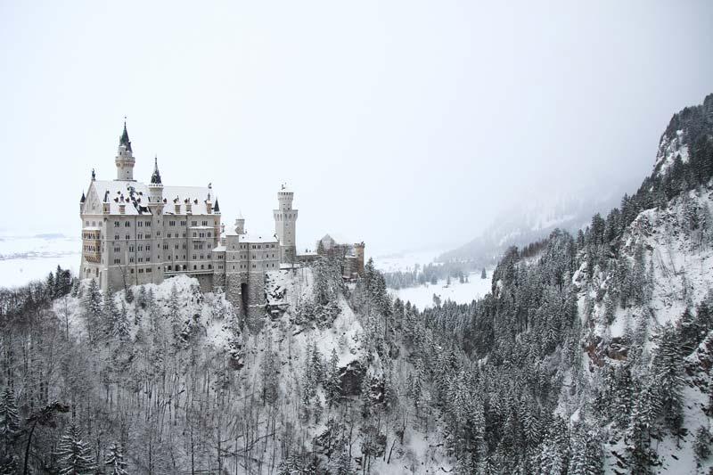 best looking castle in the world