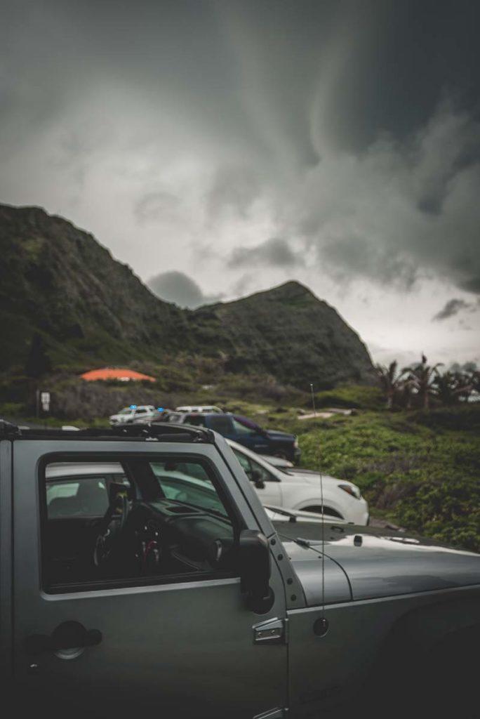 tourist tour of the big island in hawaii
