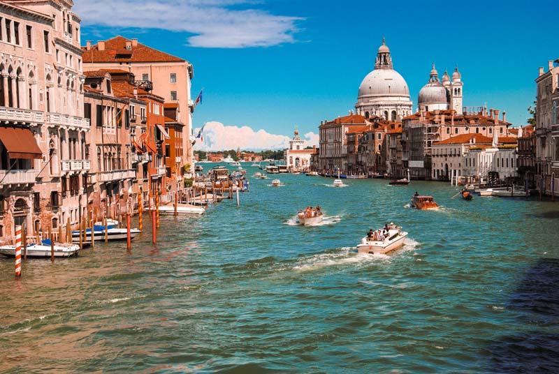 beautiful city of venice